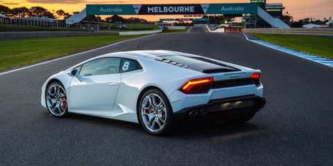 Lamborghini Huracan LP580-2 RWD was always in the plan