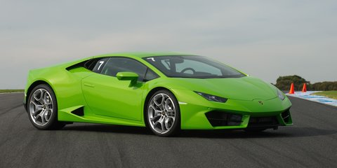 lamborghini huracan review specification price caradvice. Black Bedroom Furniture Sets. Home Design Ideas