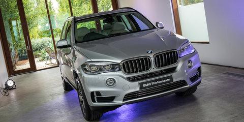 2016 BMW X5 xDrive40e Plug-in Hybrid Review