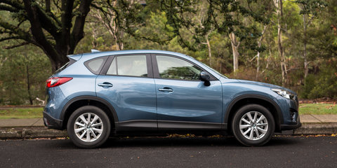 2016 Mazda CX-5 Maxx Sport Review