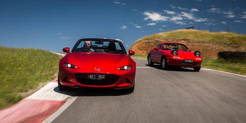 Mazda MX-5 Old v New Comparison: First-generation NA v fourth-gen ND