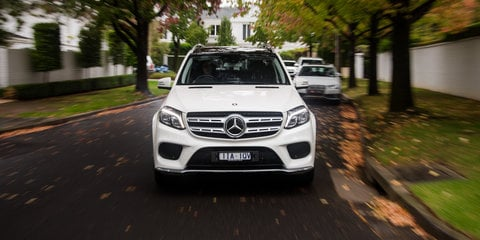 2016 Mercedes Benz GLS Review
