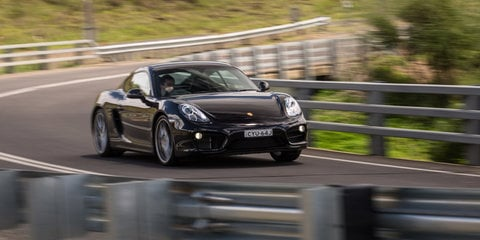 2016 Porsche Cayman S Review