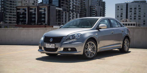 2015 Suzuki Kizashi Sport Touring review