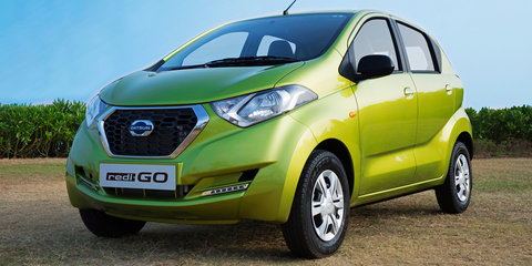 Datsun Redi-Go, Fiat Mobi SUVs revealed for emerging markets