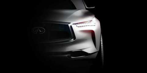2018 Infiniti QX70 preview to debut in Beijing