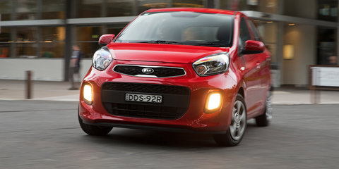 2016 Kia Picanto Review