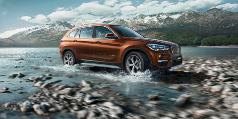 BMW X1 long-wheelbase variant revealed for China