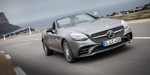 2016 Mercedes-Benz SLC Review: SLC300 and SLC43 AMG