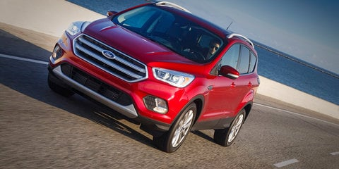 2017 Ford Escape pricing and specs: $28,490 SUV to replace Kuga in Australia