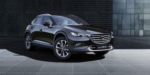 Mazda CX-4 unveiled in Beijing