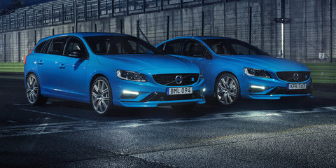 2017 Volvo S60, V60 Polestar pricing and specs