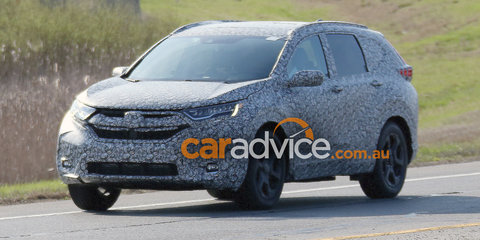 New Honda CR-V due next year, to be more dynamic and upmarket
