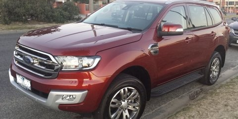 2016 Ford Everest Trend Review Review