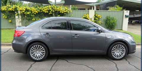 2012 Suzuki Kizashi Touring Review Review