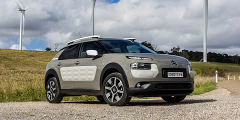 2017 Citroen C4 Cactus range gains petrol six-speed auto option - UPDATE