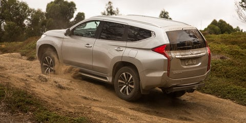 2016 Mitsubishi Pajero Sport:Two- and four-wheel drive modes explained