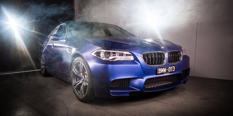 2016 BMW M5 Pure Review