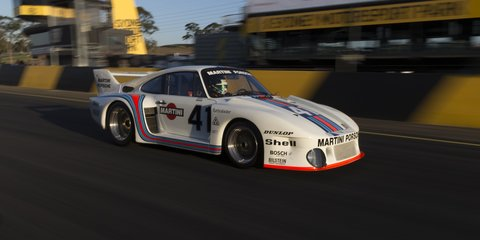 Porsche Rennsport Australia Motor Racing Festival on this weekend