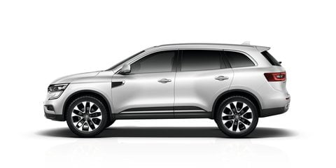 2017 Renault Koleos revealed, Australian debut within six months