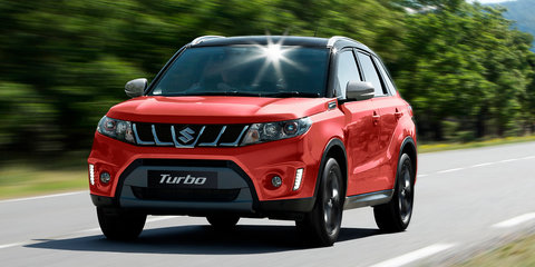 2016 Suzuki Vitara S Turbo pricing and specifications