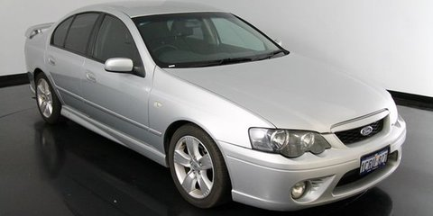 2005 Ford Falcon XR6 Review Review
