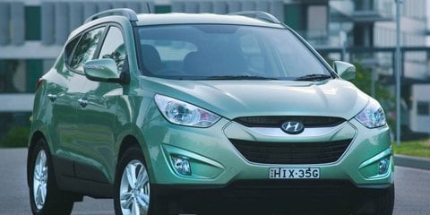 2010 Hyundai ix35 recalled for automatic transmission hose issue