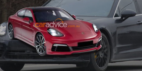 2017 Porsche Panamera leaked in marketing documents? - UPDATE