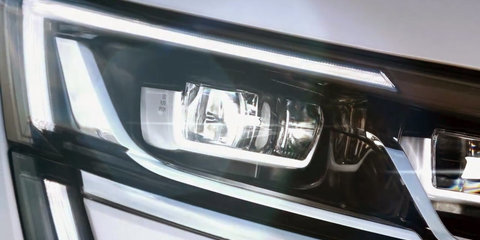 2017 Renault Koleos replacement teased, Beijing debut expected
