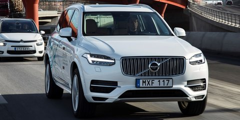 Volvo expanding driverless trials to China