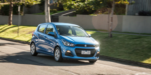2016 Holden Spark LS Review