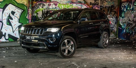 2016 Jeep Grand Cherokee Overland Review
