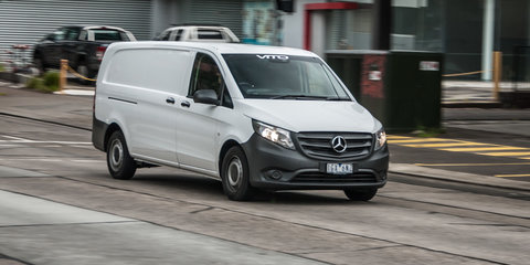 2015-16 Mercedes-Benz Vito recalled for brake fluid leak