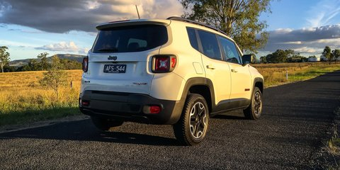 Brilliant 2016 Jeep Renegade Trailhawk Review  CarAdvice