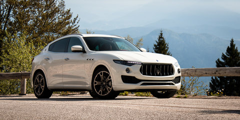 First Maserati Levante already in Australia: Local distributor confirms 200 orders