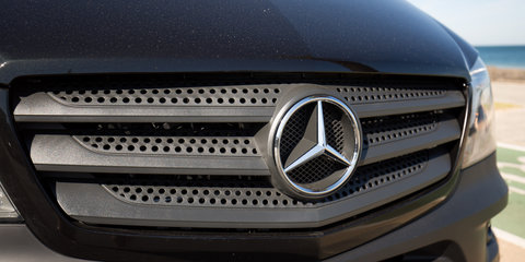 2018 Mercedes-Benz Sprinter could feature EV, autonomous driving options