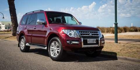 No plans for Mitsubishi Pajero successor