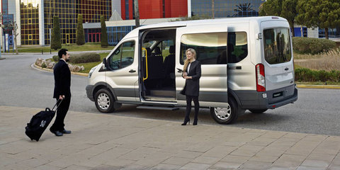 2016 Ford Transit 12-seat bus pricing and specifications