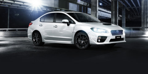 2016 Subaru WRX Special Edition celebrates 50,000 sales