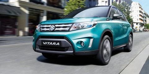 2016 Suzuki Vitara RT-X: diesel joins Australian range