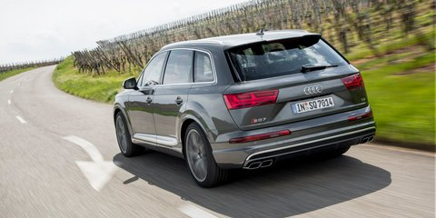2017 Audi SQ7 Review