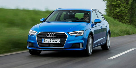 2017 Audi A3: Australian line-up detailed