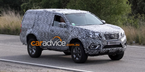 Nissan Navara SUV would be welcome in Australia
