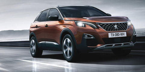 2017 Peugeot 3008 revealed, Australian launch due next year