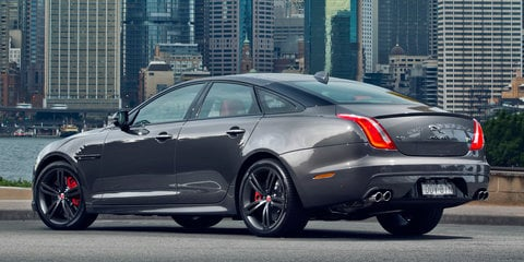 2016 Jaguar XJR Review
