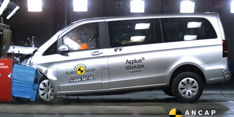 Mercedes-Benz praises ANCAP for being more constructively critical