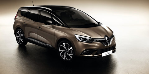 2016 Renault Grand Scenic revealed, Australian launch under consideration