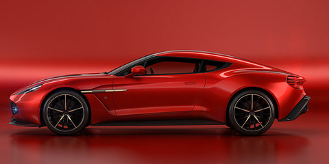 Aston Martin DBZ trademark could hint at new Zagato special