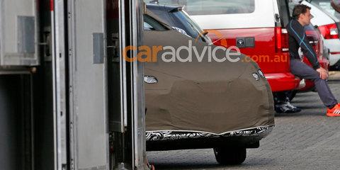 2018 Audi Q3 spied