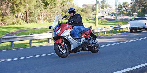 2016 BMW C650 Sport and C650 GT Scooter Review